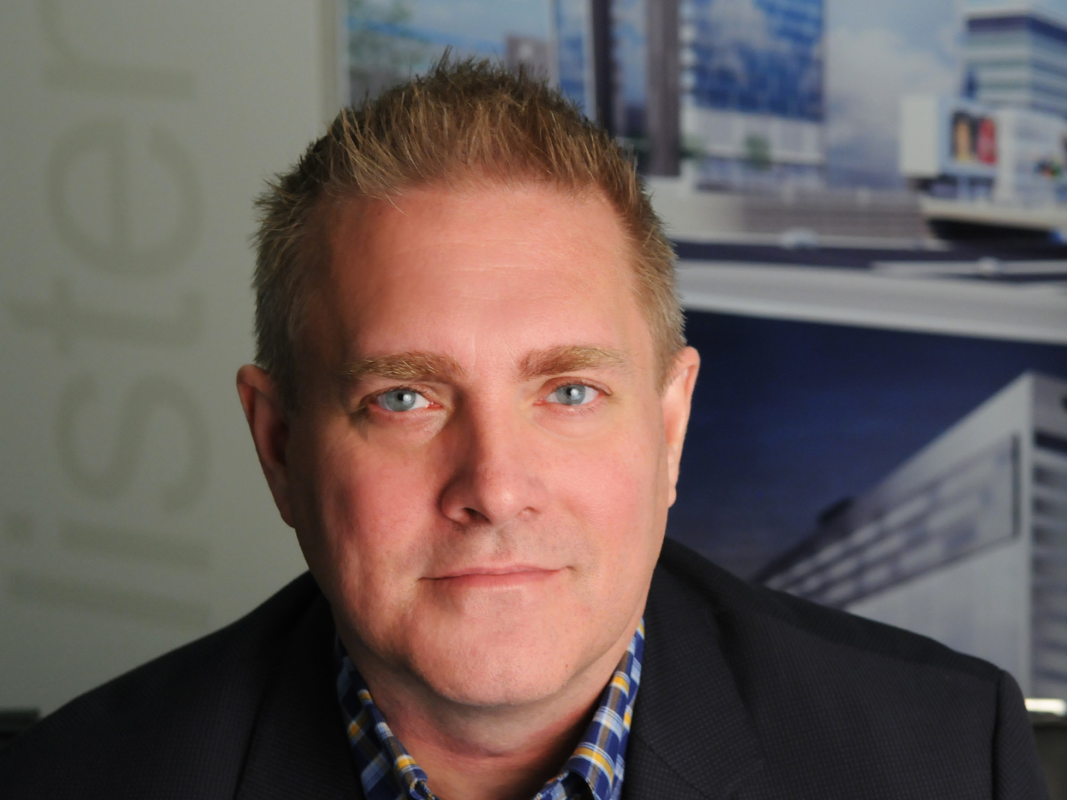 DLR Group Global Hospitality Leader Ed Wilms